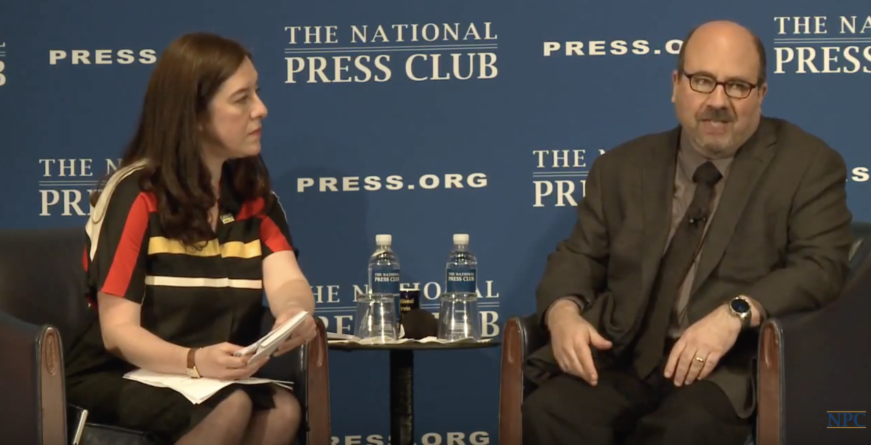 Craig Newmark Discusses Philanthropy and Investigative Journalism