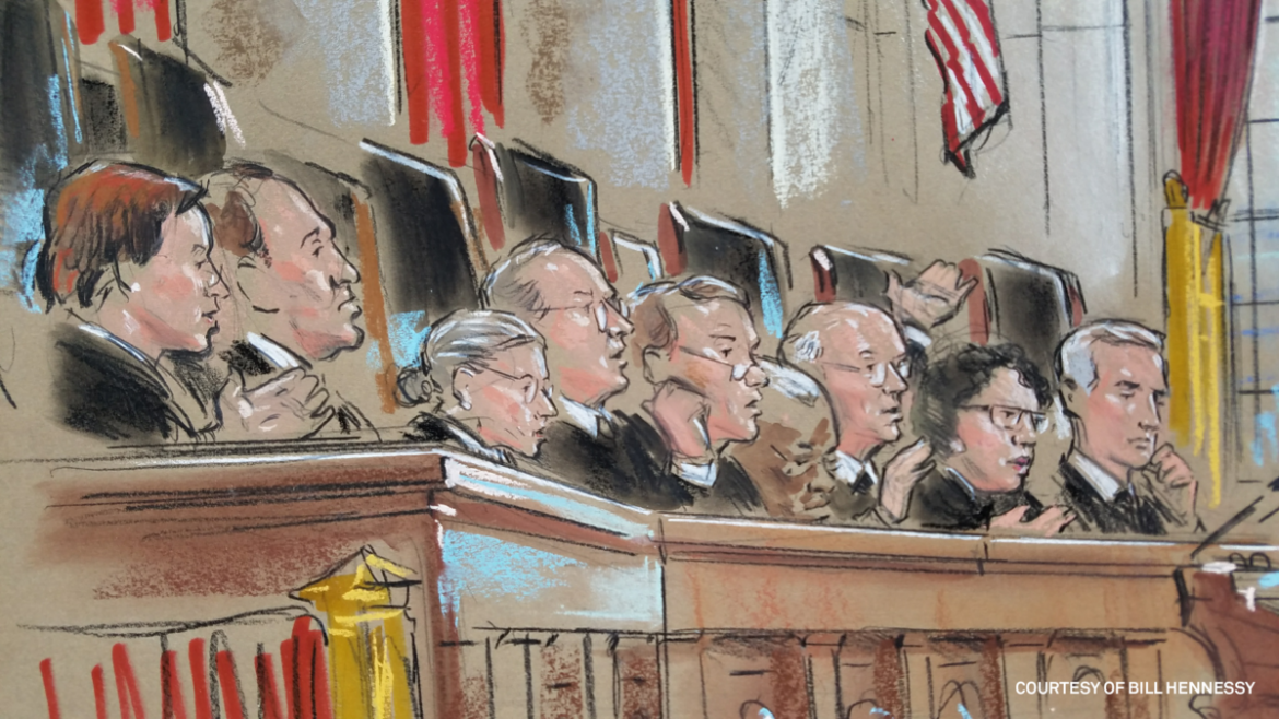 Argument Recap: Justices Look to Limit Warrantless Cell Phone Searches