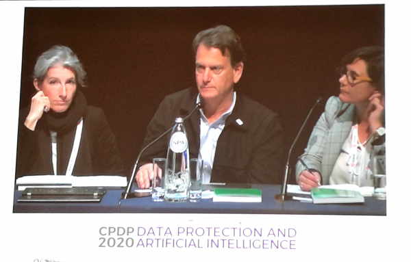 EPIC at #CPDP2020 image
