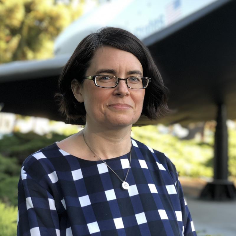 Aleecia McDonald Teaches Tech with a focus on Privacy image